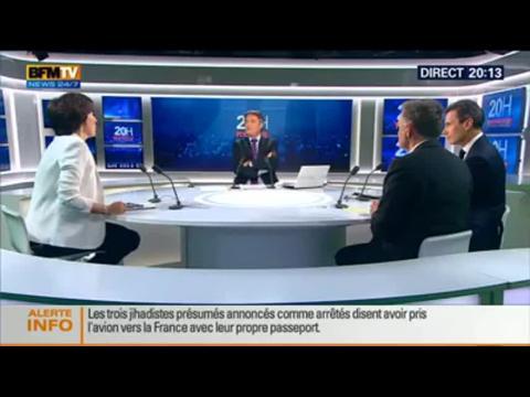 """20H Politique: Otage français en Algérie: """"la France ne cèdera pas"""" -  23/09"""