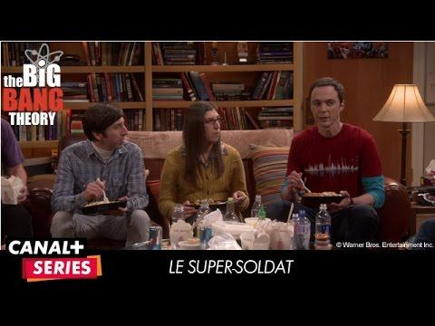 The Big Bang Theory - Saison 8 Episode 2 - Le super-soldat [HD]