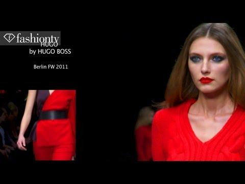 Hugo by Hugo Boss + Kaviar Gauche @ MB Fashion Week Berlin Fall 2011 ft Freja Beha | FashionTV - FTV