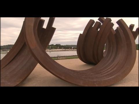 Fusion d'art moderne et de classique à Versailles