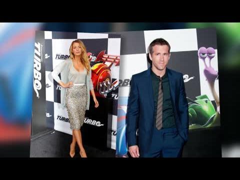 Blake Lively est resplendissante à la première du film de Ryan Reynolds, Turbo
