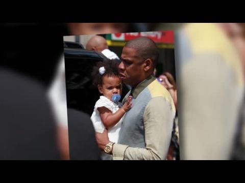 Blue Ivy, la fille de Jay-Z et Beyonce, ressemble à son père