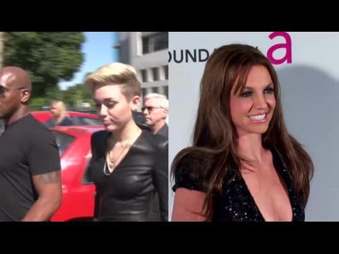 Miley Cyrus dit que Britney Spears la comprend