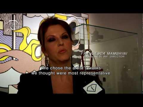 fashiontv | FTV.com - Borbonese Art Bag Presentation in Milan
