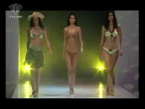 fashiontv | FTV.com - SUMMER FRESH SWIMWEAR 2006