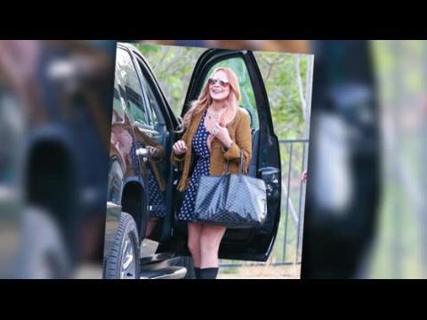 Lindsay Lohan admet qu'elle a une dépendance durant une interview avec Oprah Winfrey