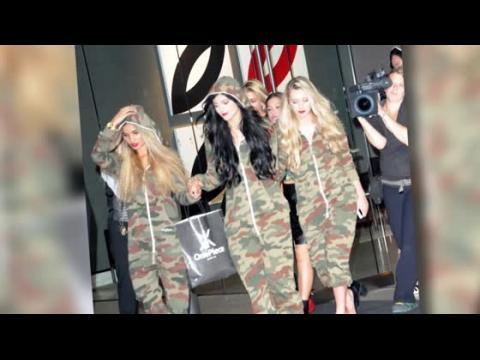 Kylie Jenner célèbre son 16 ème anniversaire avec une fête sur le thème d'Alice au Pays des Merveilles