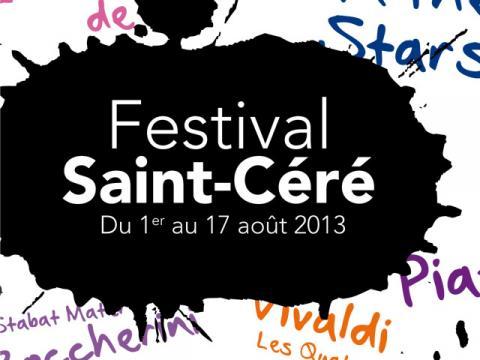 Festival de Saint-Céré - Sonates de Beethoven