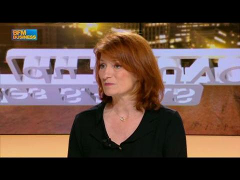 Muriel Mayette, administratrice générale de la Comédie-Française, Les Sagas du Pouvoir 24/07 3/4