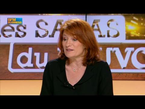 Muriel Mayette, administratrice générale de la Comédie-Française, Les Sagas du Pouvoir 24/07 4/4