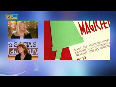 Muriel Mayette, administratrice générale de la Comédie-Française, Les Sagas du Pouvoir 24/07 1/4