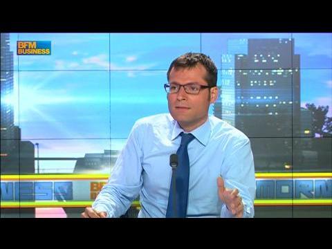 Frédéric Rose, directeur général de Technicolor dans Good Morning Business - 26 juillet