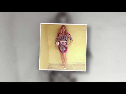 Fergie fête sa grossesse avec une quantité d'autres stars