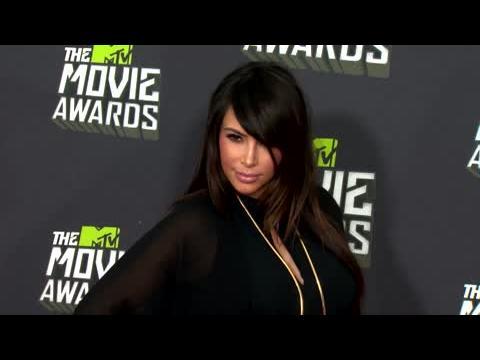 Kim Kardashian essaie déjà de maigrir
