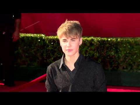 Justin Bieber avec une inconnue à Las Vegas