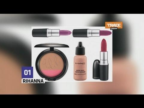Rihanna collabore avec M.A.C pour un nouveau rouge à lèvres !
