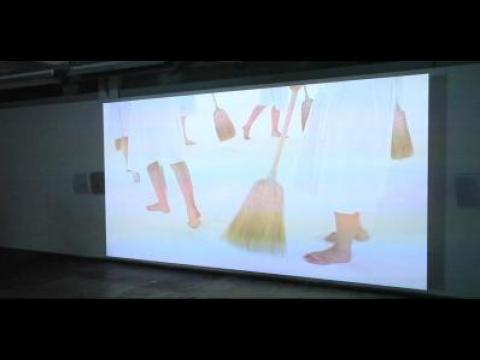 Politique et poésie: l'artiste Mircea Cantor