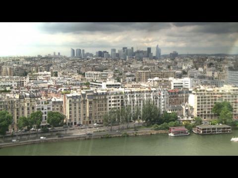 Paris: la voie express rive gauche fermée à partir de demain