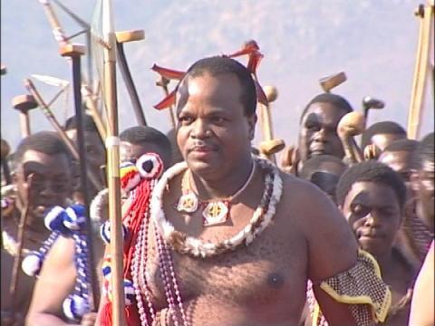 Le Swaziland, dernière monarchie absolue d'Afrique
