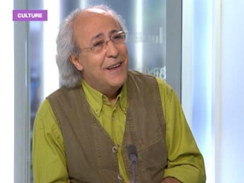 Abed Azrié et la poésie musicale de l' Evangile selon Jean