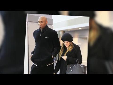 Khloe Kardashian et Lamar Odom ont fait un séjour romantique pour solidifier leur mariage