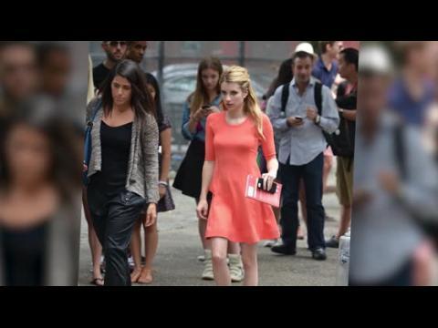Emma Roberts refusée d'entrée pour un Cronut