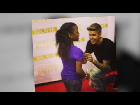 Justin Bieber bat le record des plus nombreuses visites avec la Make-A-Wish Foundation
