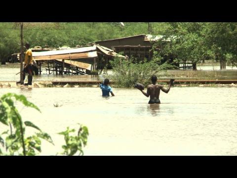 Inondations au Mozambique : le bilan s'alourdit