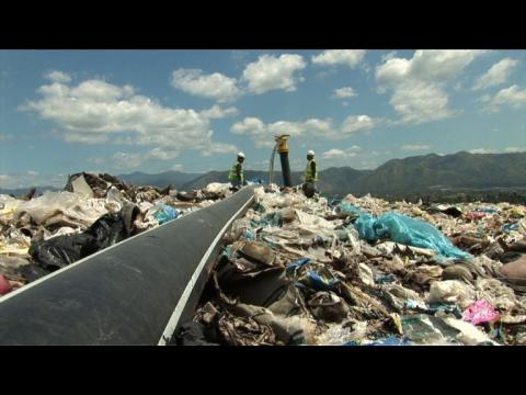 Philippines: le méthane d'une décharge transformé en électricité