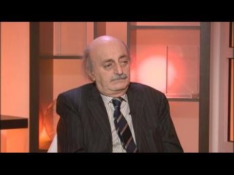 Walid Joumblatt, Président du Parti socialiste progressiste libanais