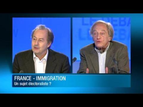L'immigration : un sujet électoraliste?