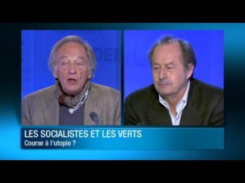 Les socialistes et les Verts : après la fusion la fission !