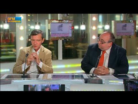 Jean-Claude Volot, Medef et Stéphane Rozès dans Le Grand Journal - 28 juillet 4/4