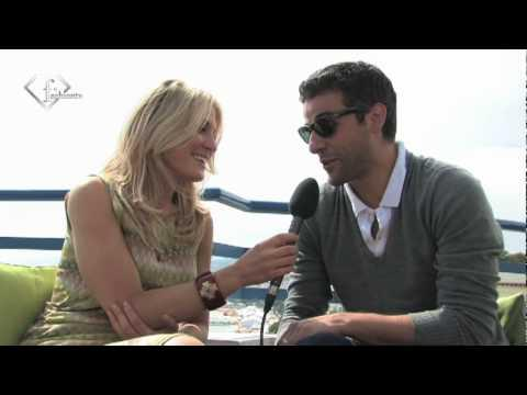 fashiontv | FTV.com - Interview with Oscar Isaac, Cannes Film Festival with Hofit