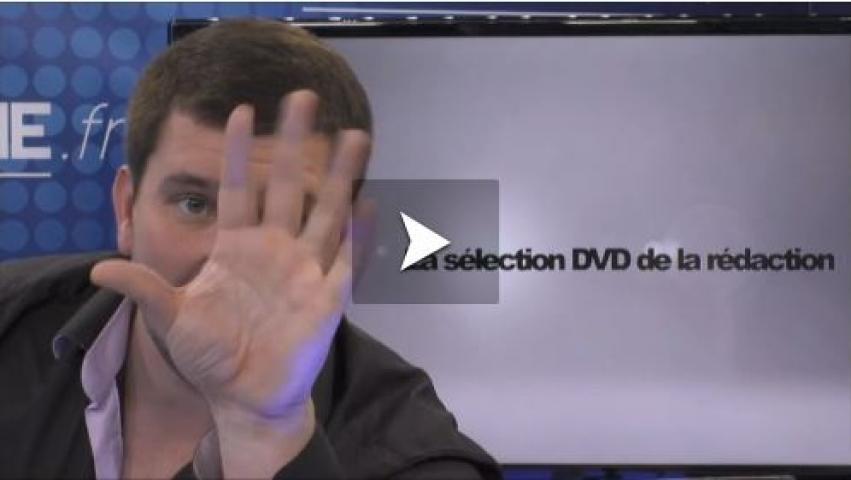 La selection DVD de la semaine
