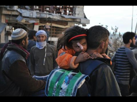 La Syrie sommée de libérer les citoyens de Homs retenus par le régime