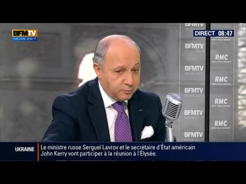Bourdin Direct: Laurent Fabius - 05/03