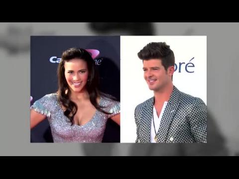 Robin Thicke continue de déclarer son intention de reconquérir Paula Patton
