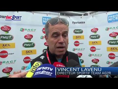 """Cyclisme / Paris-Nice : Lavenu : """"Ça me ferait plaisir de remporter cette épreuve"""" 15/03"""