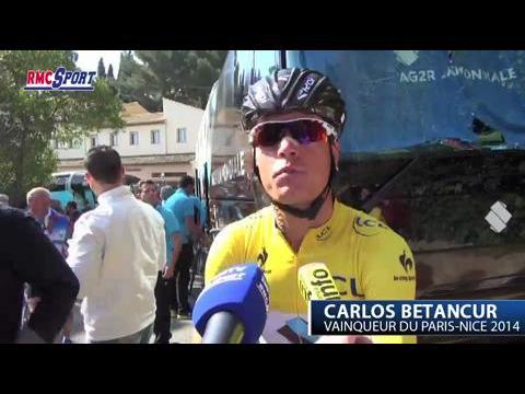 Cyclisme / Paris-Nice : victoire finale pour Betancur - 16/03