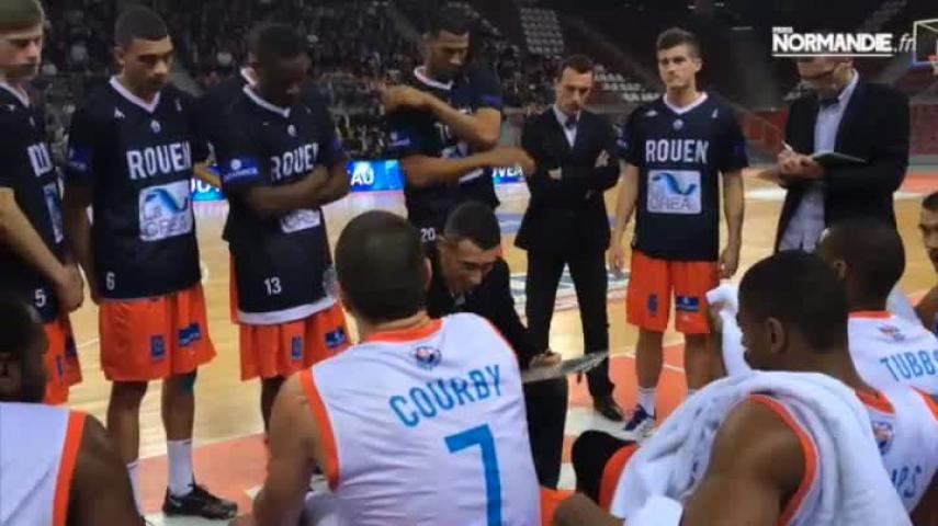 Victoire du SPO Rouen face à Nantes