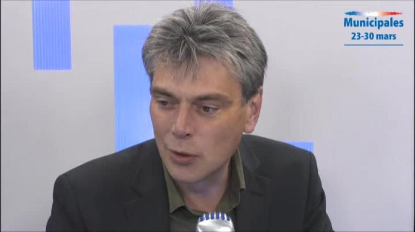 Invité de la rédaction - Sébastien Jumel