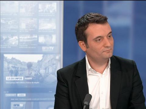 """Cantines scolaires: """"Nous sommes pour l'interdiction des interdictions"""", assure Philippot - 04/04"""
