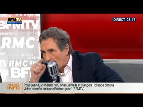 Bourdin Direct: Jean-Luc Mélenchon - 07/04