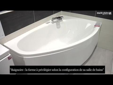 Peindre des bayad res sur une console pour la salle de bains sur orange vid os for Peindre sa baignoire