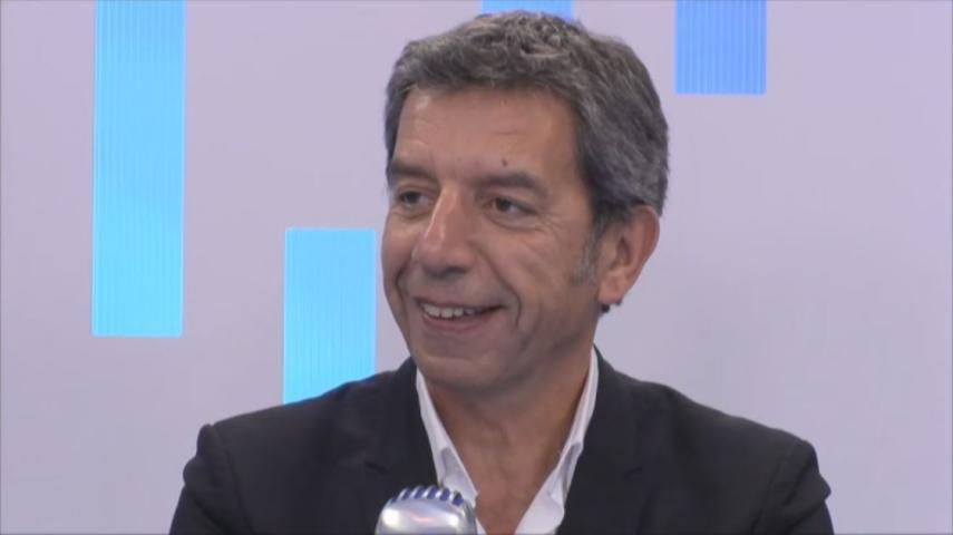 L'invité de la rédaction - Michel Cymes