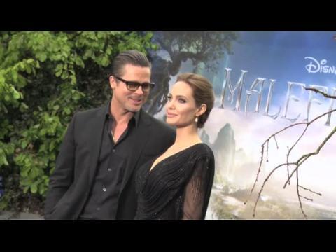 Angelina Jolie dit que ses enfants aident à planifier son mariage