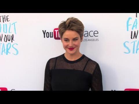 Shailene Woodley dit qu'elle est sans-abri