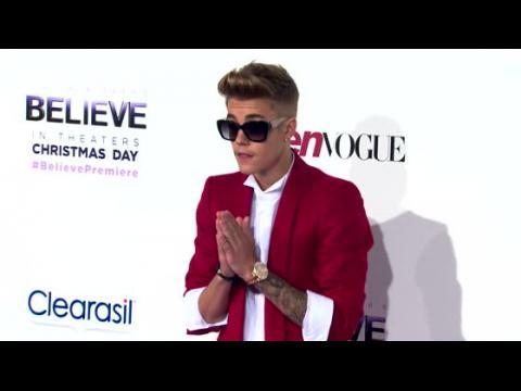 Justin Bieber à nouveau poursuivi en justice