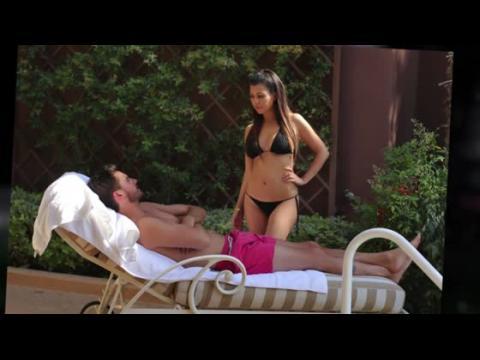 Kourtney Kardashian est renversante en bikini